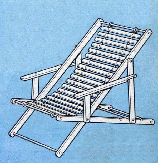 Planos para hacer reposeras de madera con lona buscar for Planos de carpinteria de madera