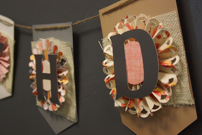 Cricut happy birthday banner cartridges more diy