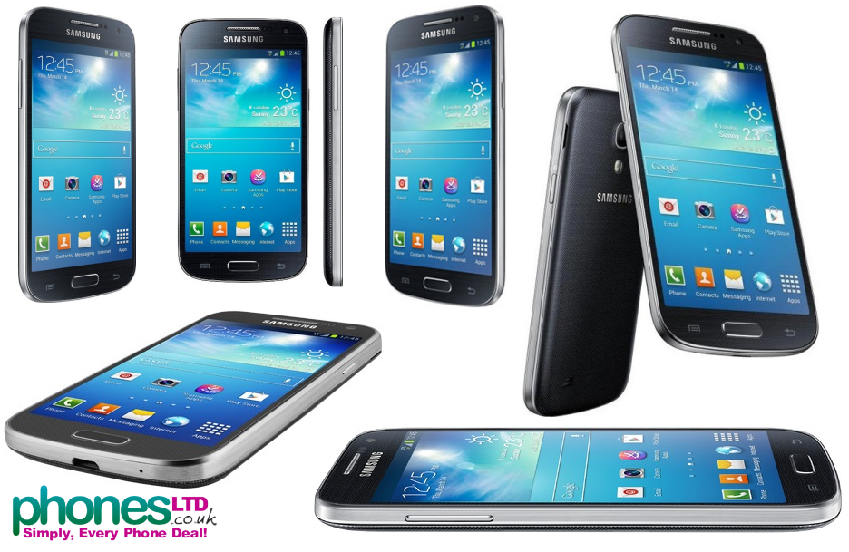 Galaxy s4 mini deals uk