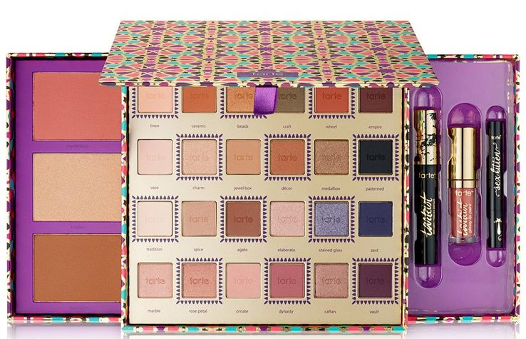 Tarte Tarteist Trove Collector's Set for Holiday 2017 Exclusively at Macy's – Musings of a Muse