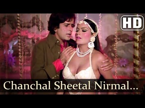 Chanchal Sheetal Nirmal Shashi Kapoor Zeenat Aman Satyam Shivam Sundaram Old Songs Indian Video Song Hindi Old Songs Old Song Download Enjoy the videos and music you love, upload original content, and share it all with friends, family, and the world on youtube. indian video song hindi old songs old