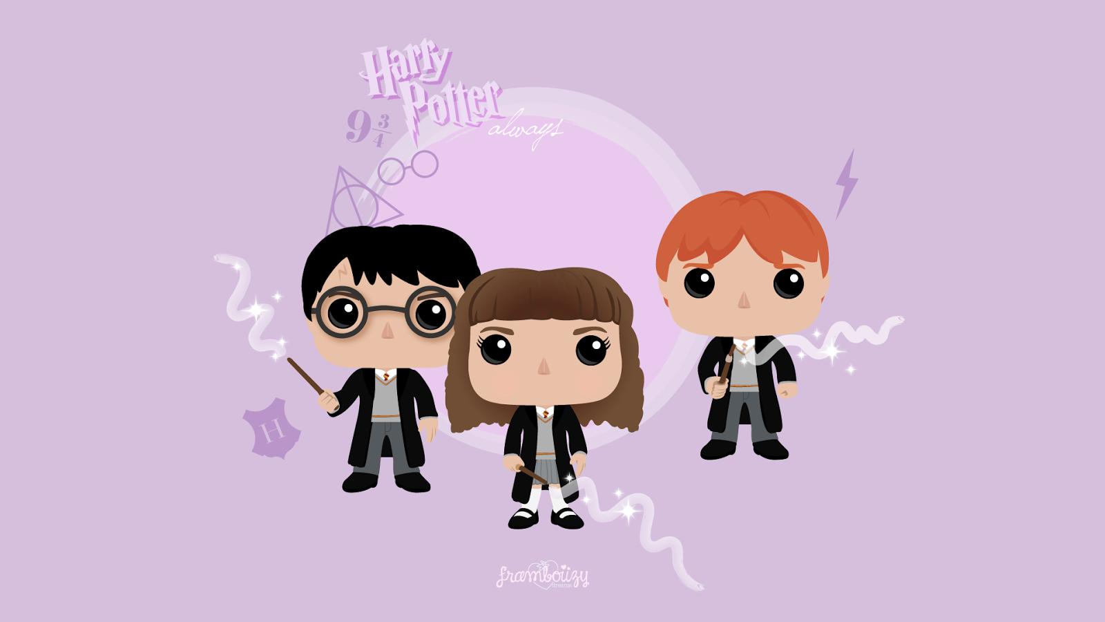 Wallpaper Fond Ecran Harry Potter Fond D Ecran Dessin Fond D Ecran Ordinateur