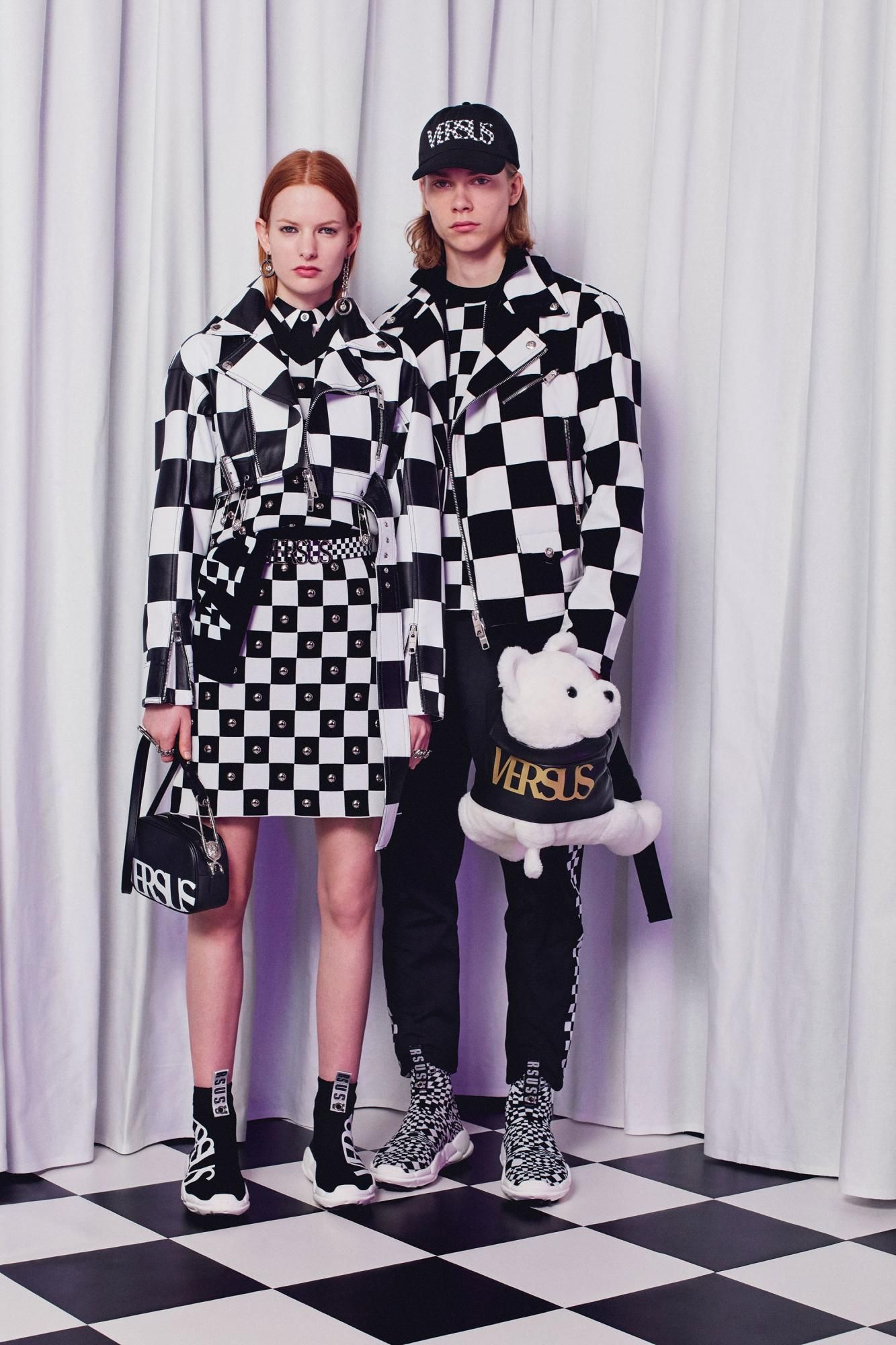 fc9c5f4aa4fc Designers Race to Incorporate Motorsport Motifs for Fall 2018