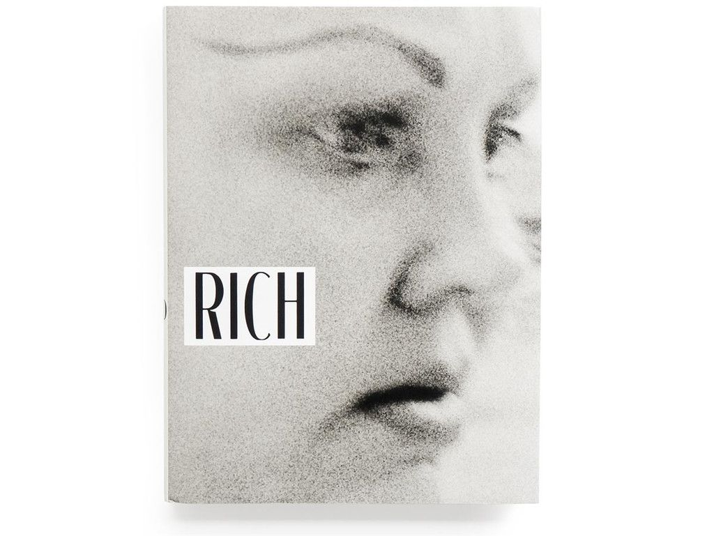jim goldberg - rich and poor signed copy