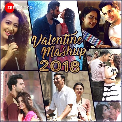 valentine mashup 2018 zee music company mp3 full song download