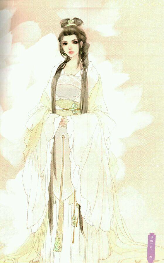 Minh họa truyện Chẩm Thượng Thư - Cơ Hoành