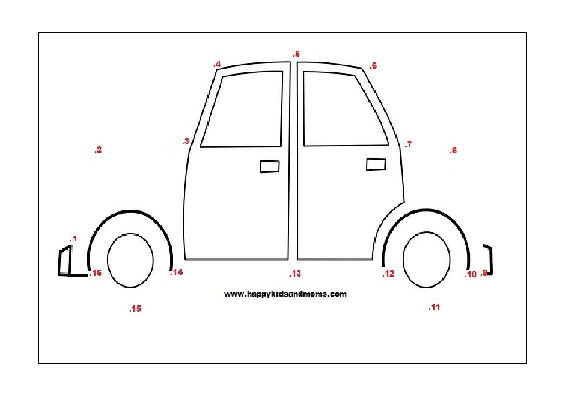 Dot To Dot Car