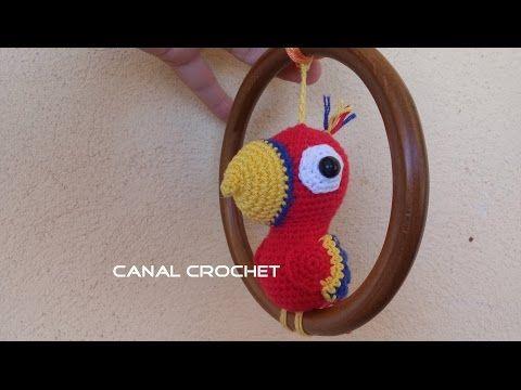Crochet Love Birds Love Birds Haken Amigurumi Youtube Häkeln