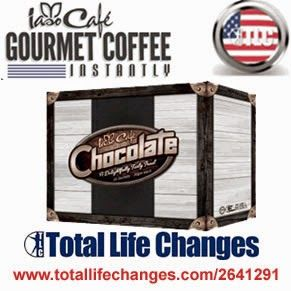 Total Life Changes Canada francais: Iaso ™ Chocolate Cafe Ganoderma et Cordyceps Chaga...