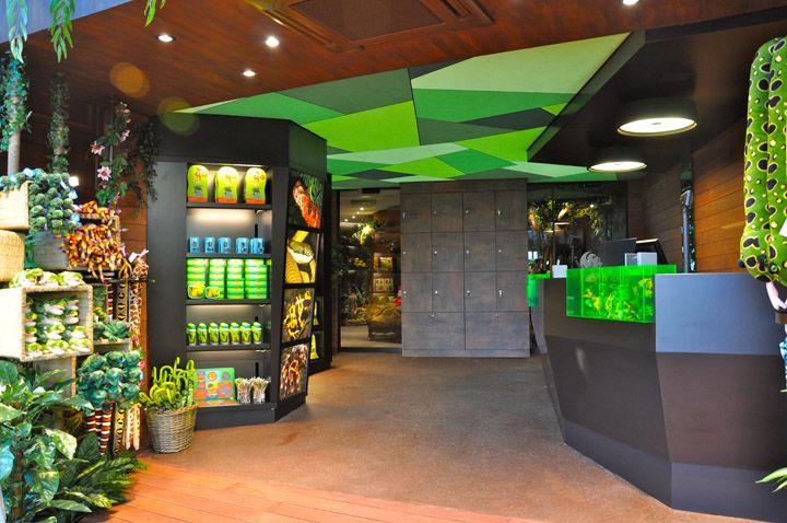 Serpentarium Reptile Zoo By Mojo Design Visit City Lighting