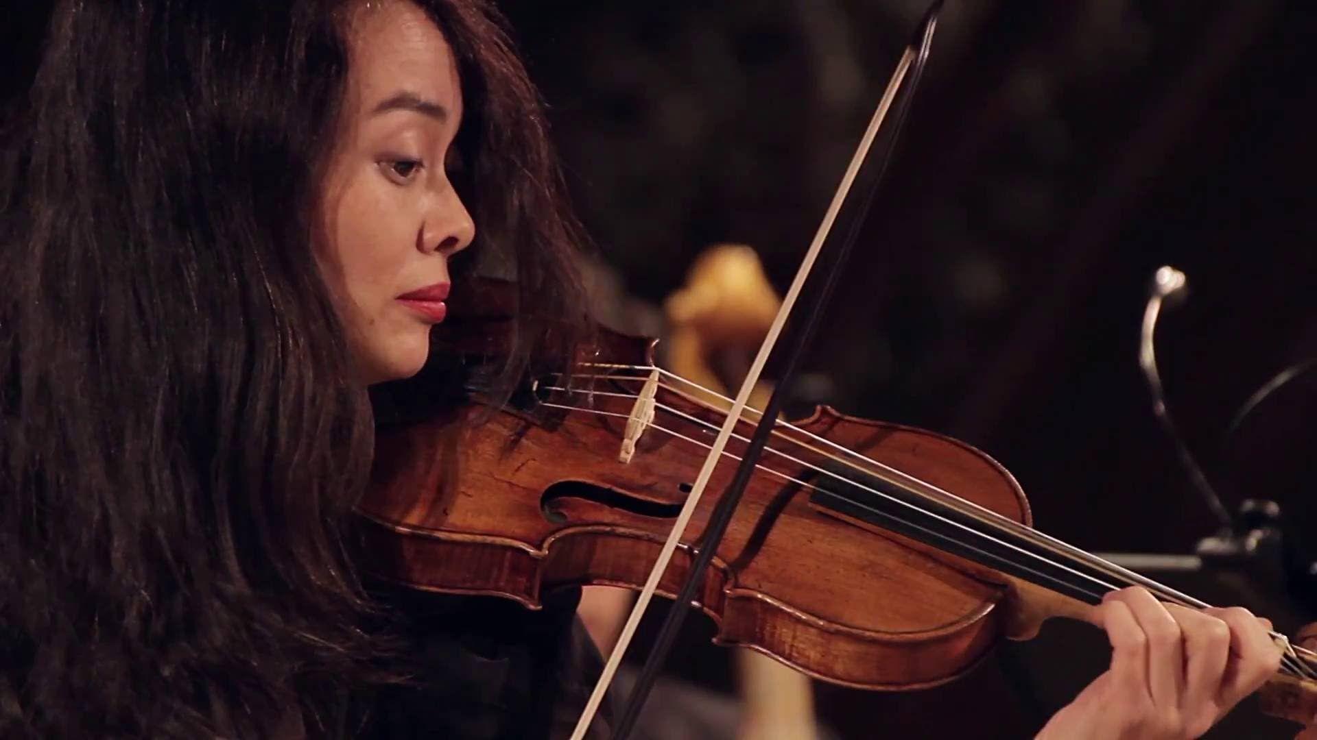 A. Vivaldi: Concerto in E minor, RV 278 - Midori Seiler, Bremer Barockor...