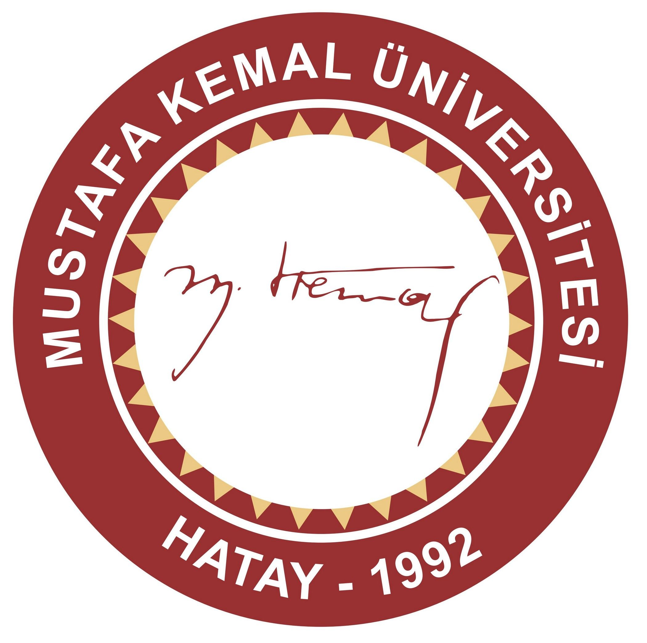 MKÜ Mustafa Kemal Üniversitesi (Hatay) Logo [mku.edu.tr