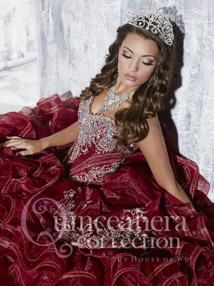 9f1db47d9a Quinceanera Dress 26769 by House of Wu - French Novelty  sweetsixteendresses