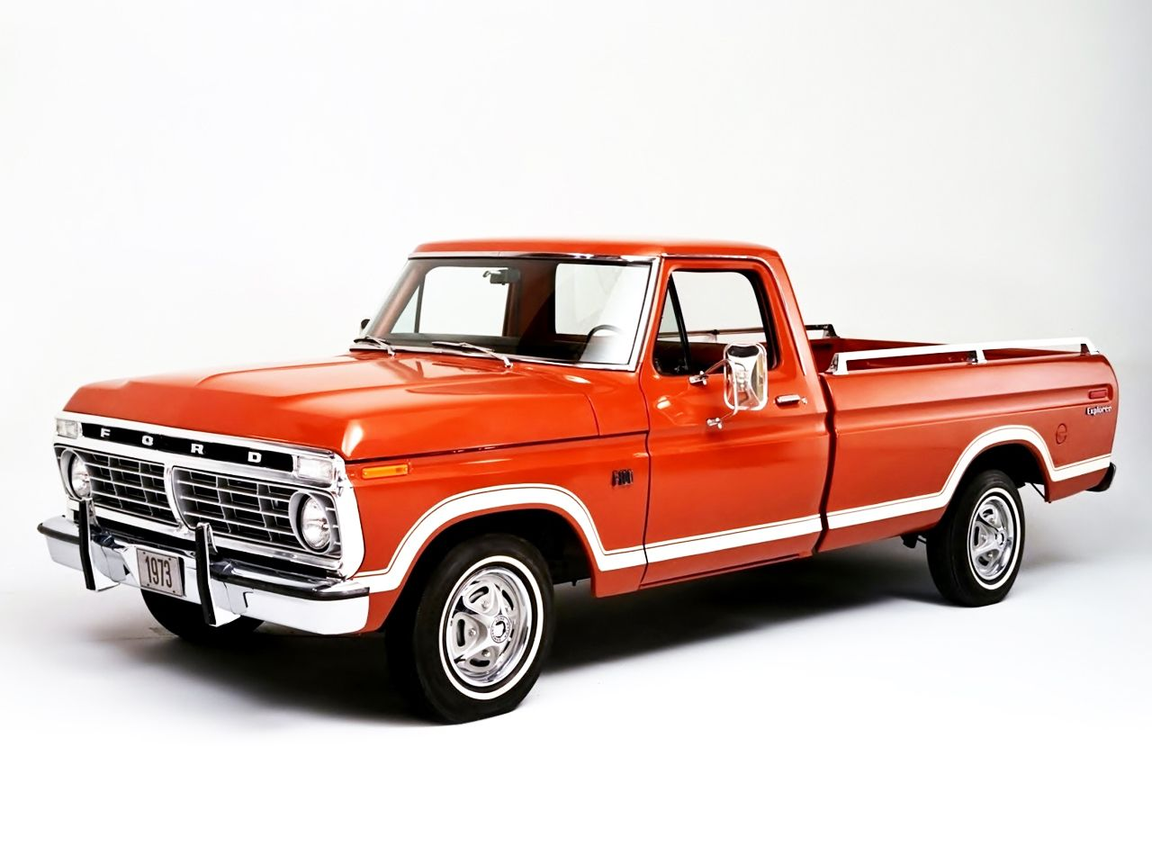 ford f100 1973 maintenance restoration of old vintage vehicles the material for new cogs. Black Bedroom Furniture Sets. Home Design Ideas