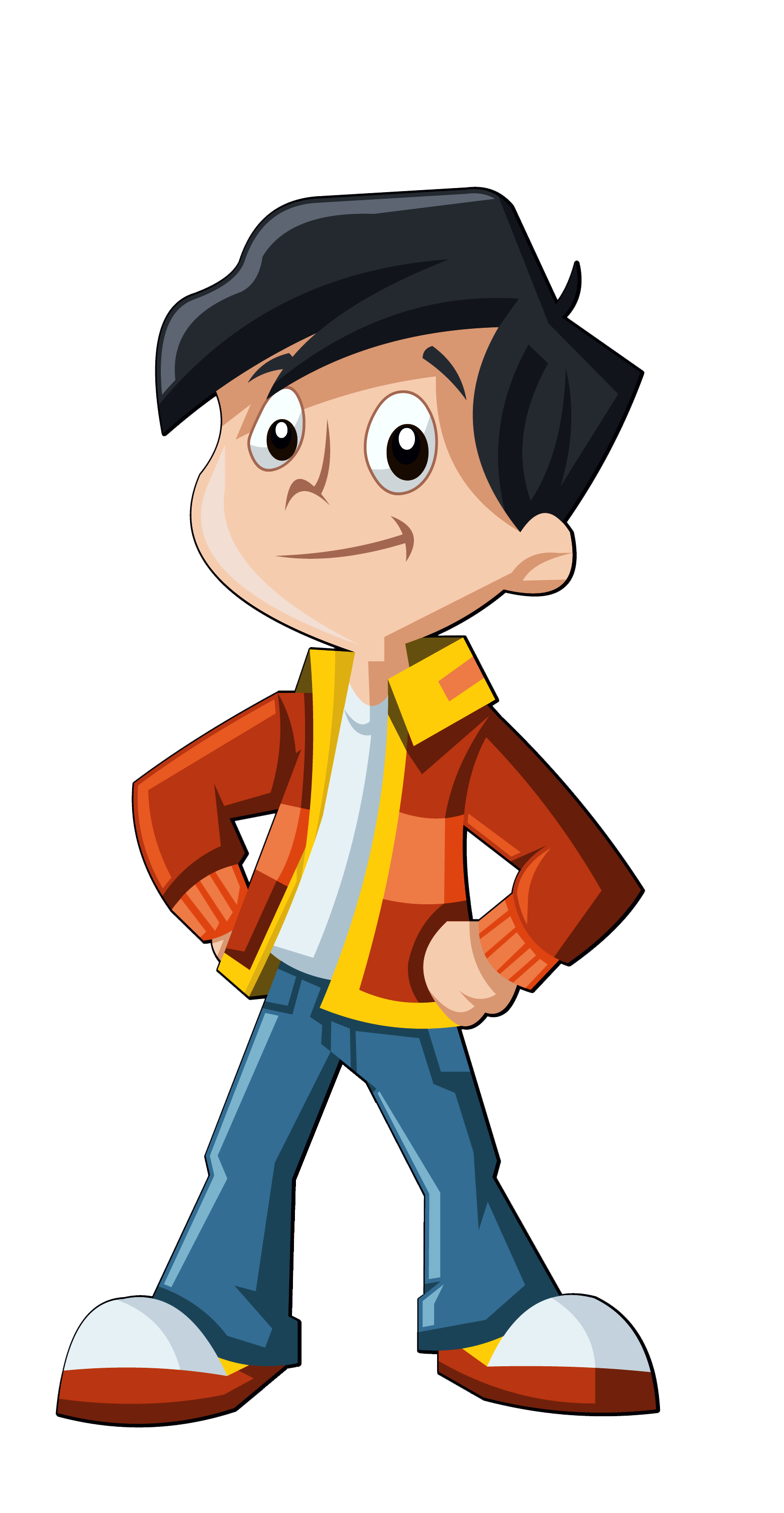 pictures of the cartoon character author - HD1555×3000