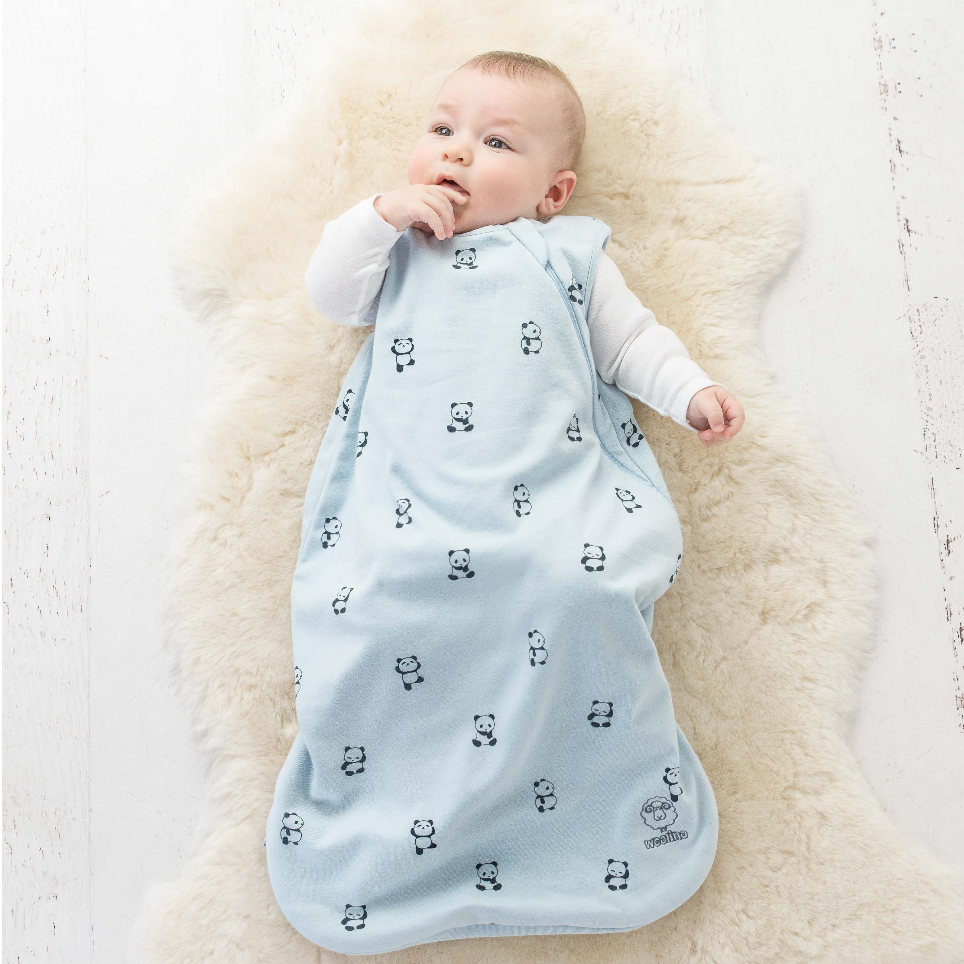 7076b84c7efb Woolino sleep sack made of the finest merino wool and organic cotton ...