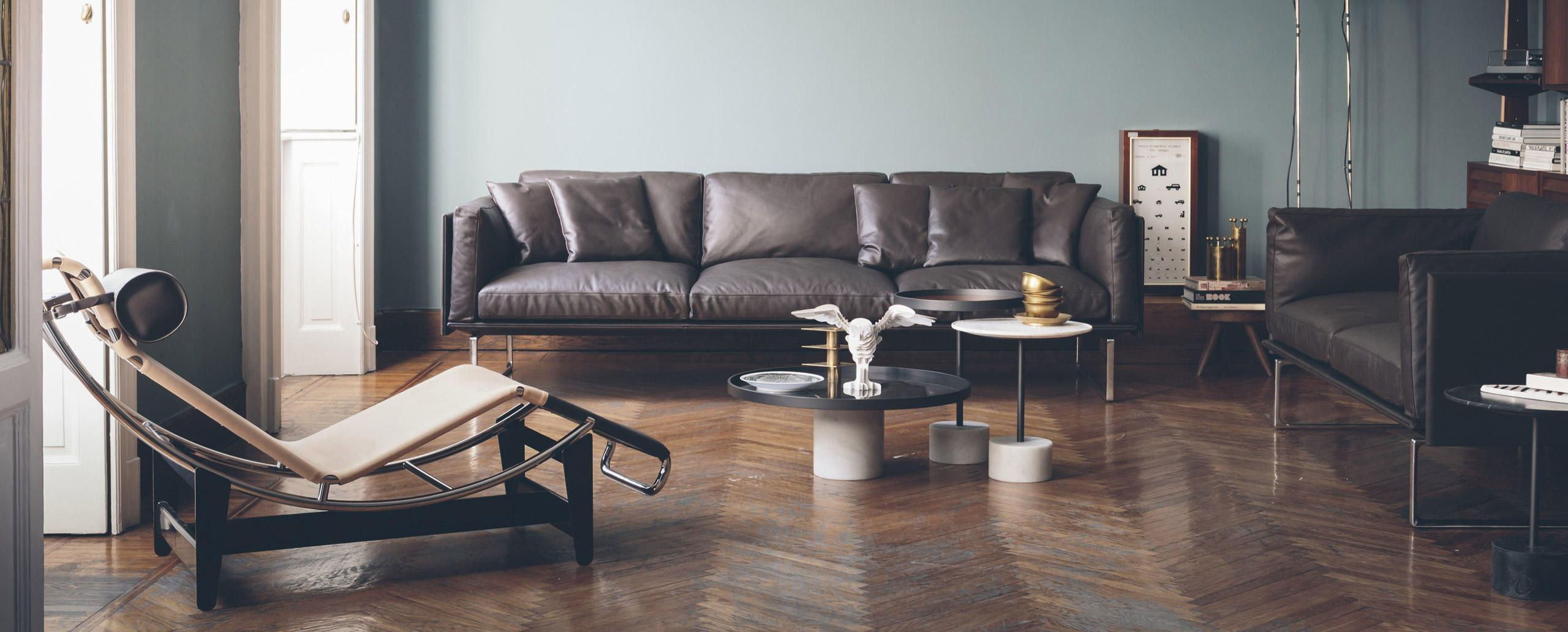 8 Otto New Super Comfortable Sofa By Lissoni For Cassina