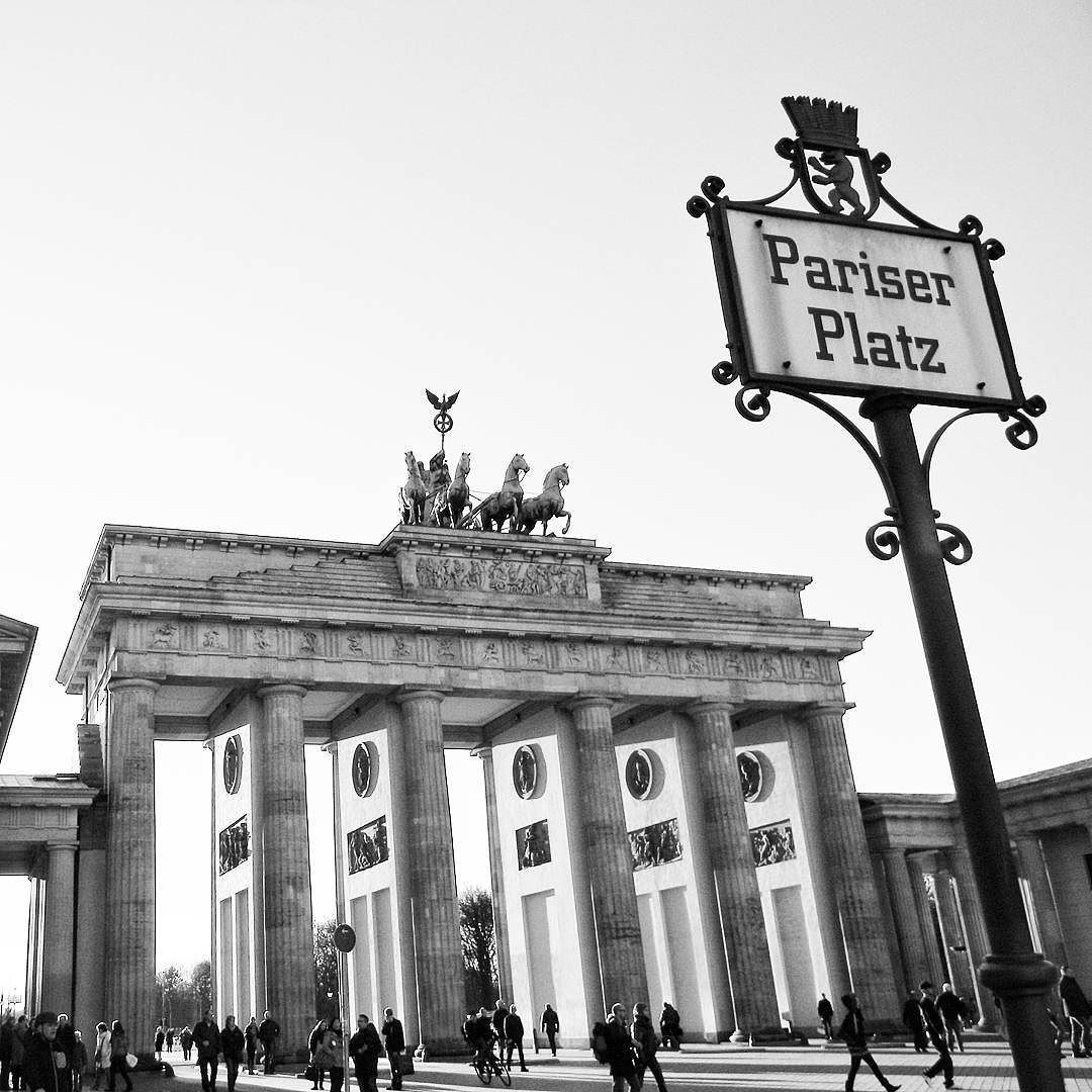 Brandenburger Tor Instagrammers Igers Instalove Instamood Instagood Like Follow Comment Shoutout Photography Iphoneography Androido Instagram Insta