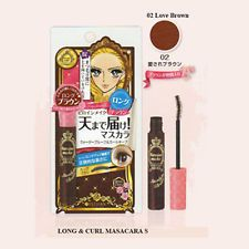 f8a18acd238 ISEHAN KISS ME] Japan Heroine Make Long & Curl Mascara Brown 6g NEW ...