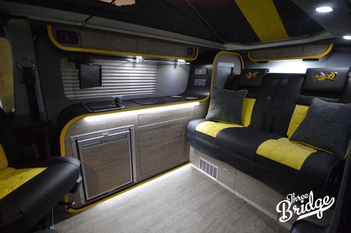 vw transporter t5 t6 camper conversion infinity 2. Black Bedroom Furniture Sets. Home Design Ideas