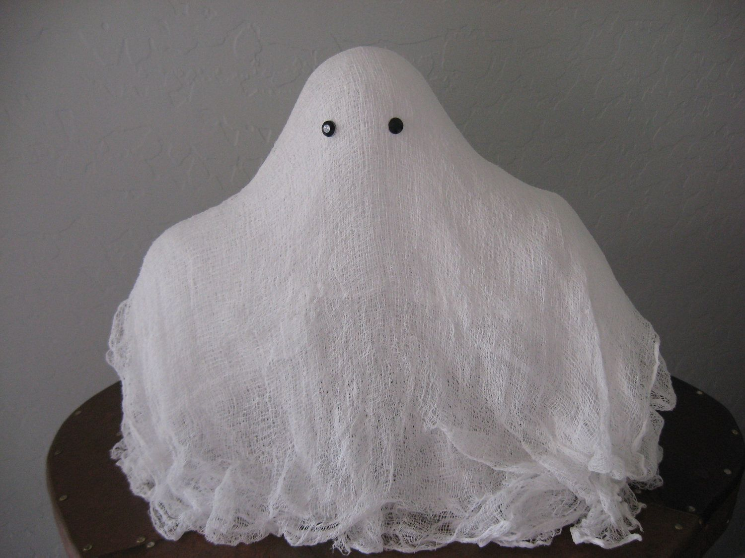 Halloween Decor Spooky and Whimsical Ghost 1895 create - Whimsical Halloween Decorations