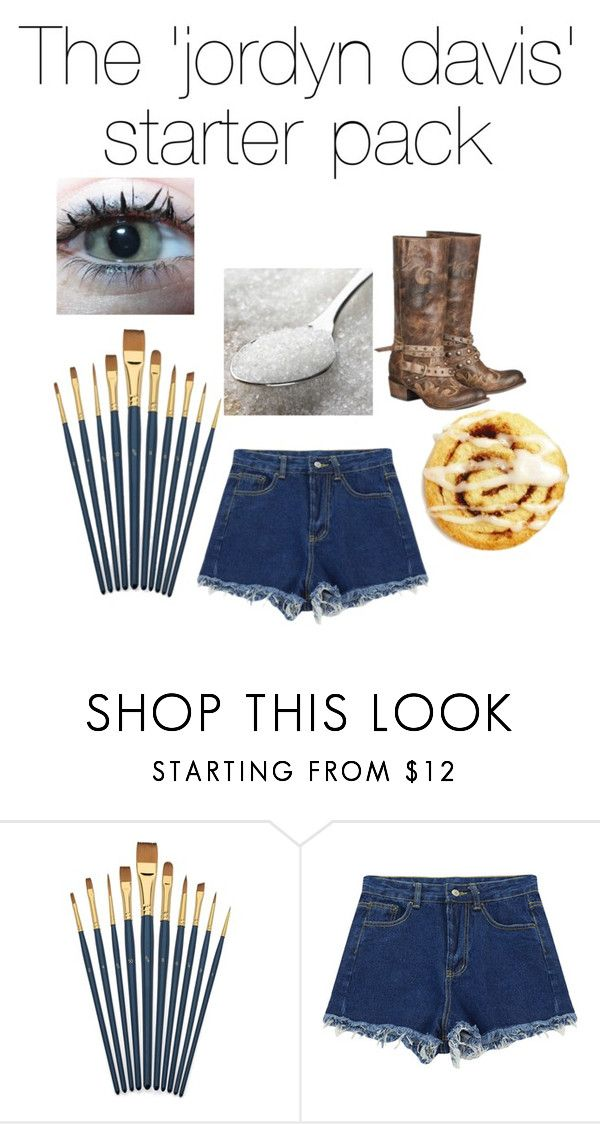 """""""The 'Jordyn Davis' Starter Pack"""" by nowstop-emmatime on Polyvore featuring Chicnova Fashion and Lane"""