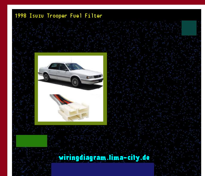 Pin 95 Isuzu Trooper Engine Diagram On Pinterest Wiring Diagrams. 1998 Isuzu Trooper Fuel Filter Wiring Diagram 174749 Amazing Rh Pinterest 1995 Pickup. Isuzu. Wiring Diagram For 1994 Isuzu Rodeo Auto Zone At Scoala.co