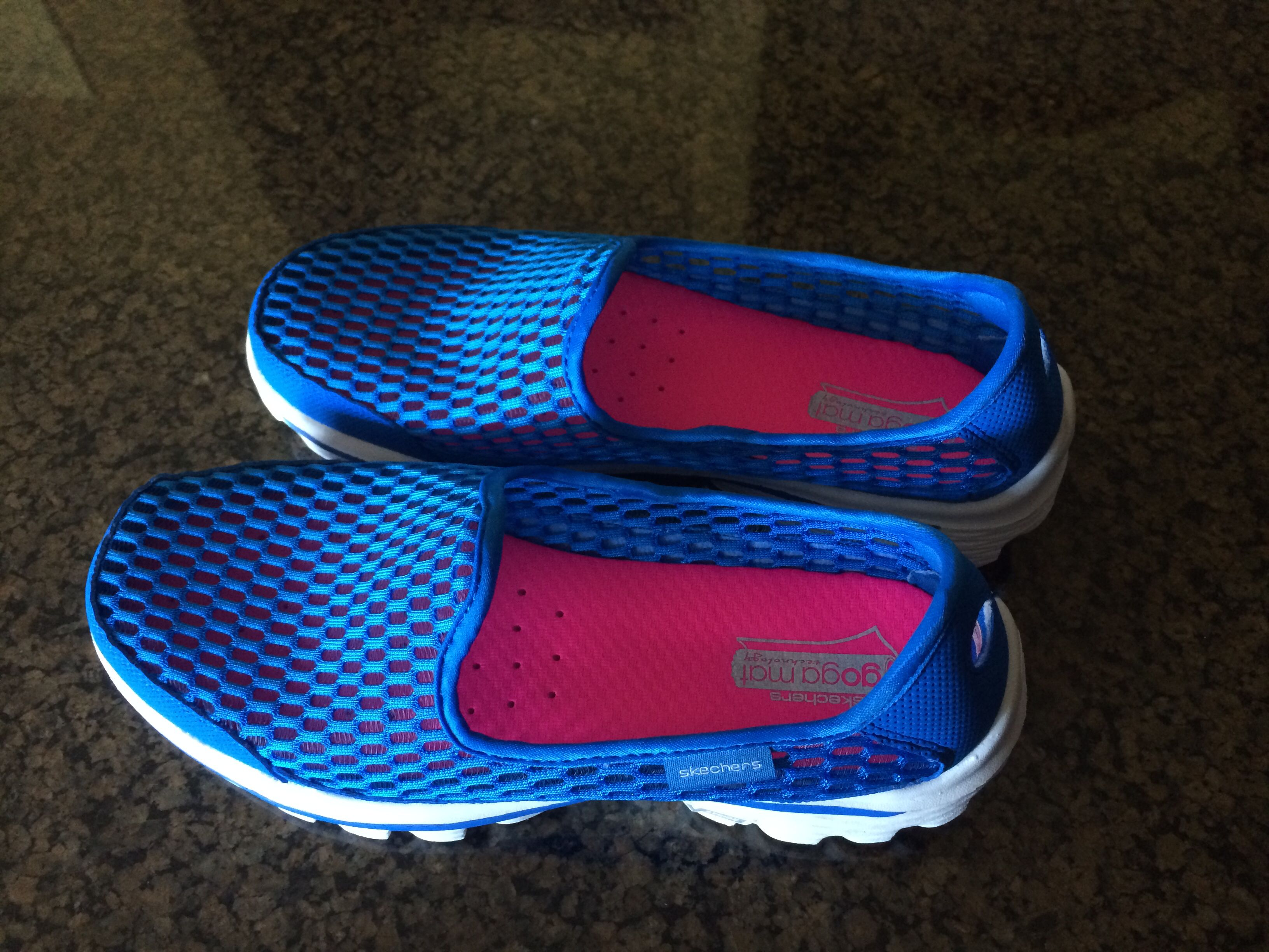 New Summer Shoes Sketchers Go2walk With Gogamat