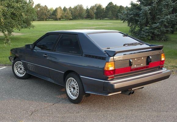 1985 Audi Quattro Turbo Coupe | Collection | Pinterest | Audi ...