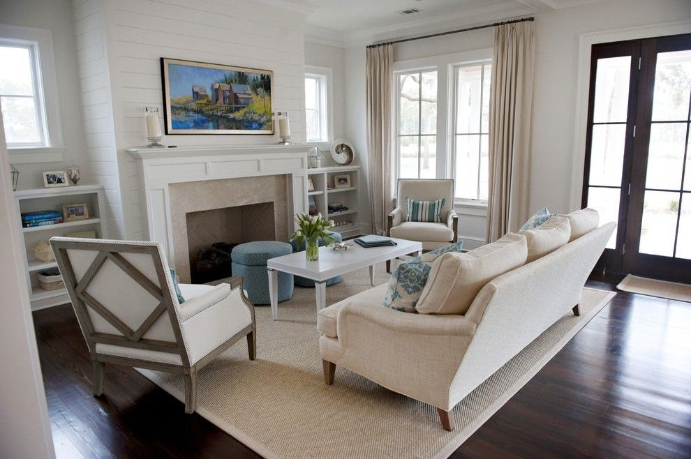 30 Wonderful California Style Living Room Ideas