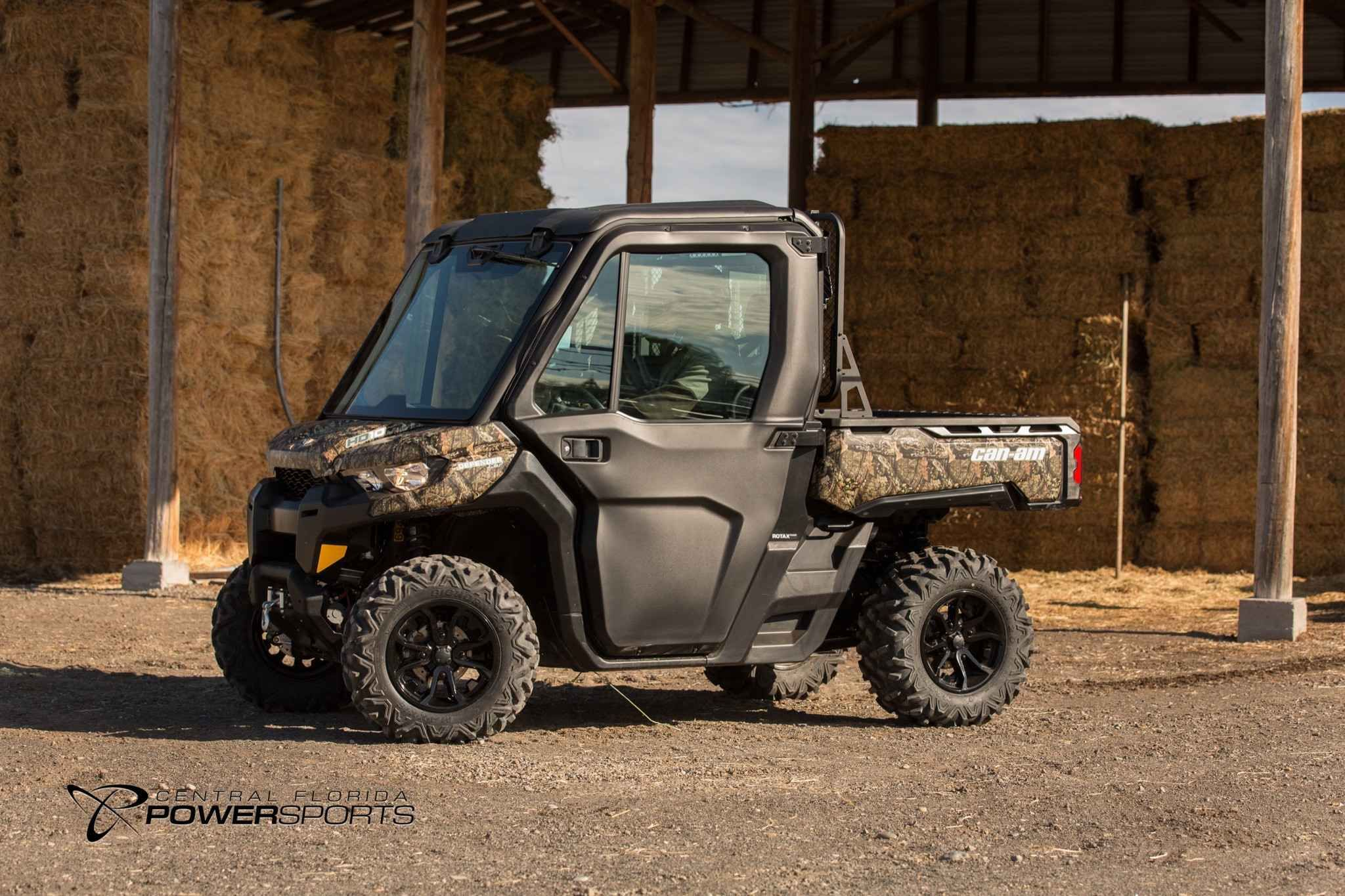 Sitzbezüge Auto Camouflage New 2016 Can Am Defender Xt Cab Atvs For Sale In Florida
