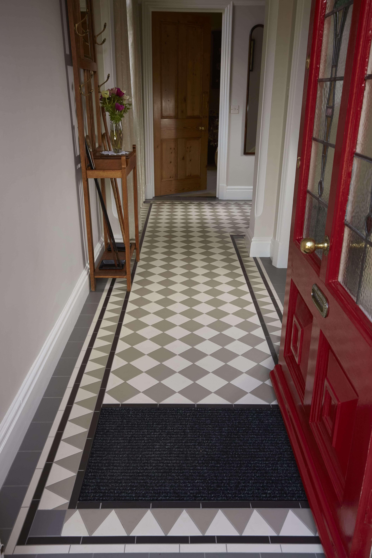 Pin by Alternative Tiles on Victorian Floors Floor tile