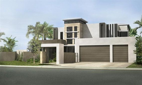 440 M2 3 Bed Office 2 Living Areas 2 By AustralianHousePlans
