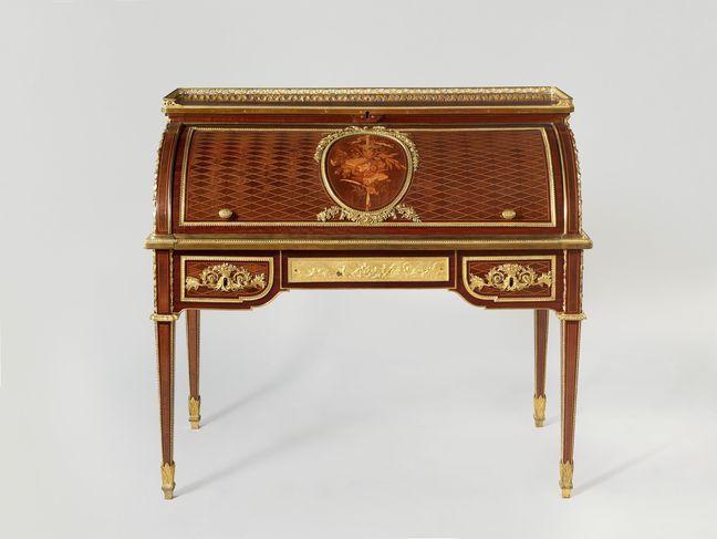 Tresors De L Art De Vivre Francais Au Xviiie Siecle Meuble De Style Mobilier De Salon Musee Du Louvre