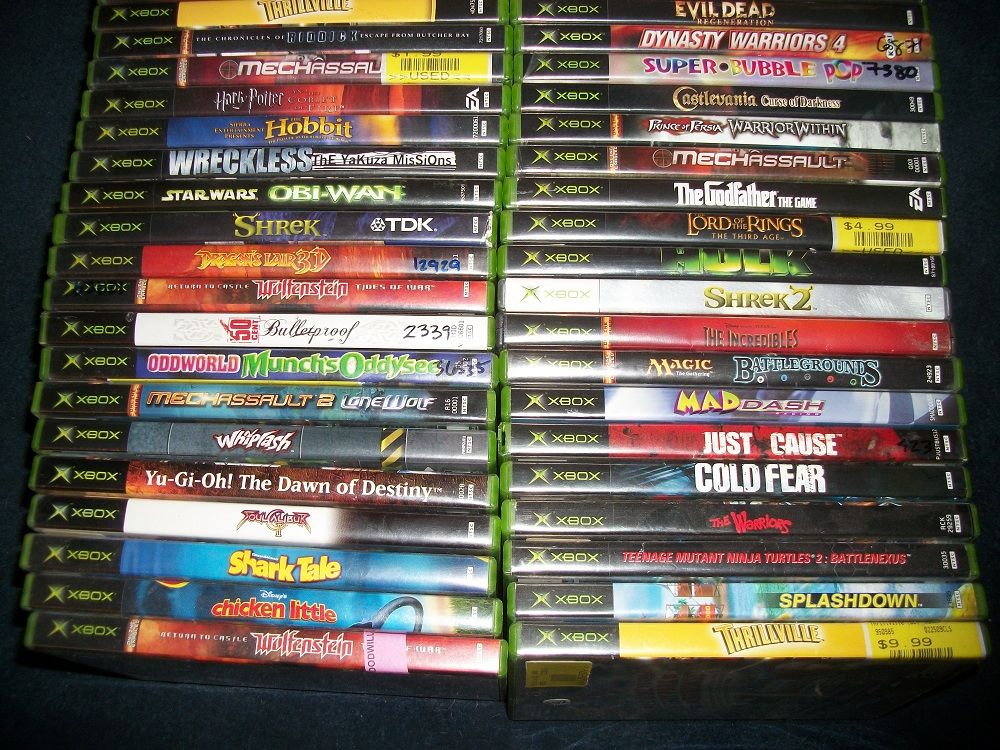 Original Xbox Games On Xbox 360 : Original xbox google search all consoles