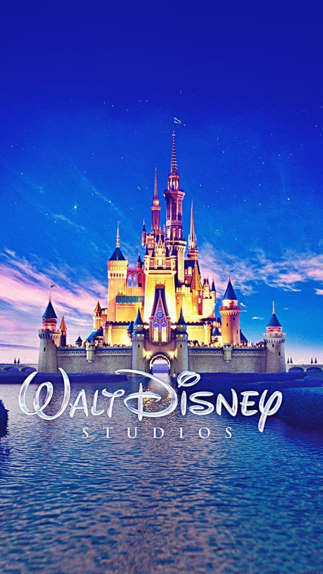 70 Disneyland Castle Wallpapers On Wallpaperplay Wallpaper Iphone Disney Disney Wallpaper Walt Disney Castle