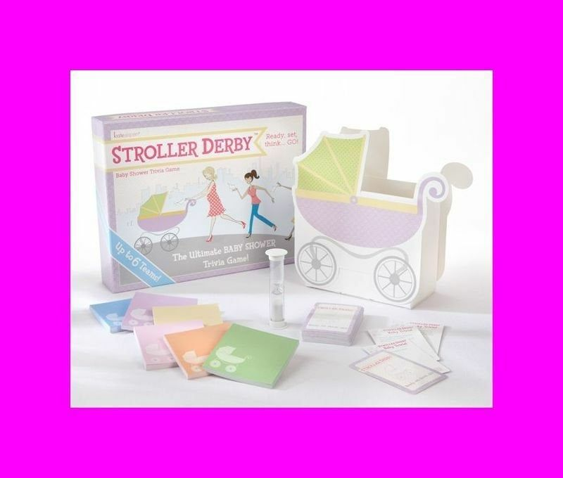 Baby Shower Trivia Game – Great Baby Shower Game for Unlimited Players (Read Add for Details)