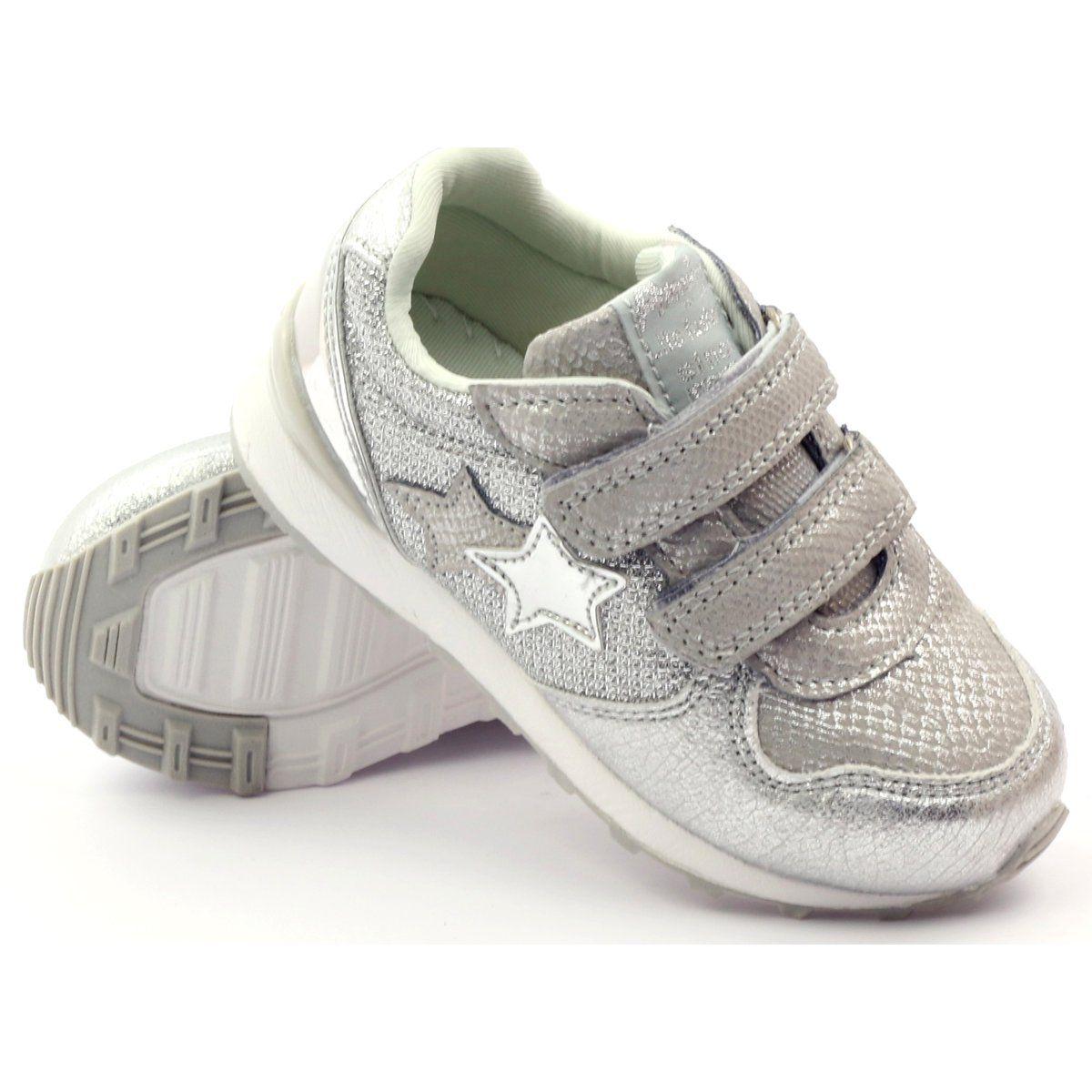 American Club Adi Sportowe Trampki American 17355 Zolte Szare Shoes Sneakers Fashion