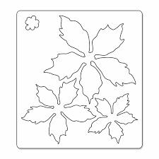 Patrones Dibujos De Navidad En Foami.Resultado De Imagen Para Patrones De Flores De Navidad En