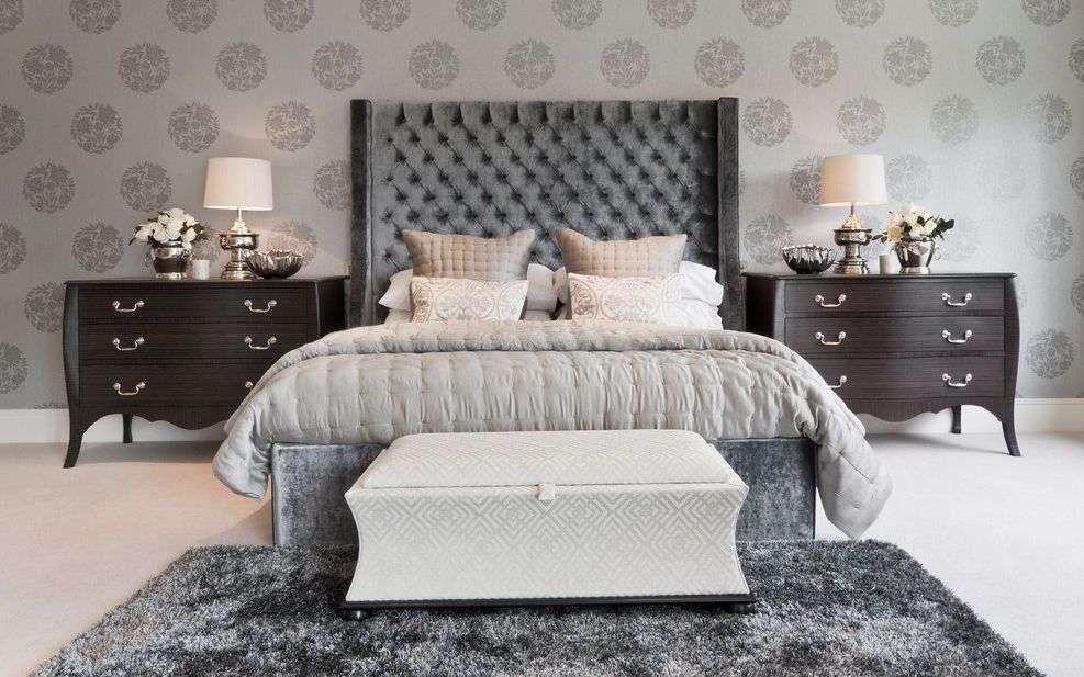 Wallpaper voor volwassen slaapkamer fantastische ideeën in