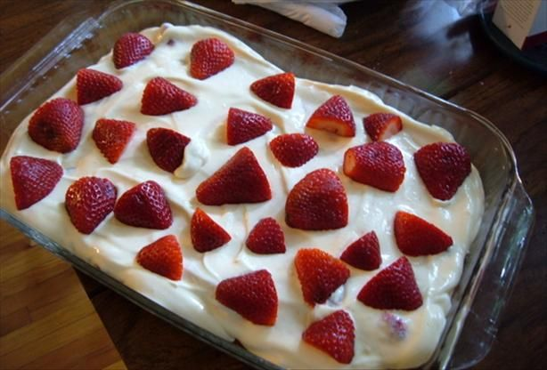 Strawberry Jello Cake Recipe With Pudding: Best 25+ Strawberry Pudding Ideas On Pinterest