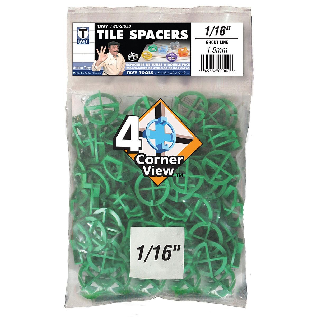 Tavy 1 16 Green Tile Spacers 100 Bag Green Tile Tile Spacers Tiles