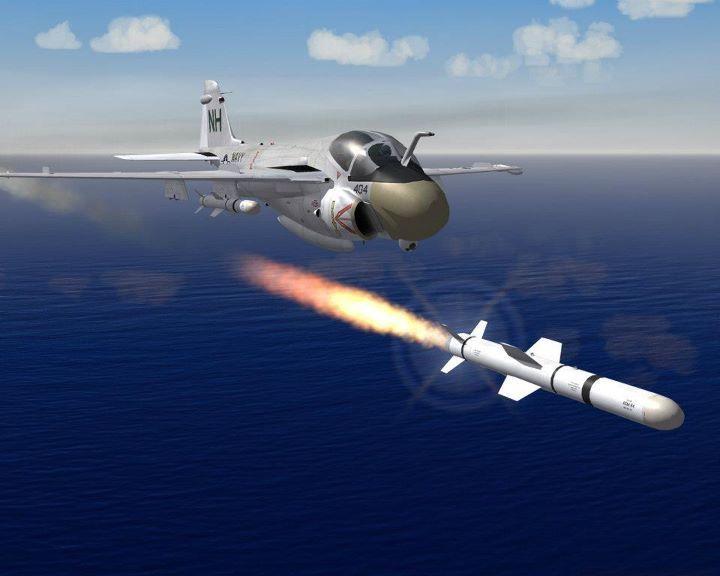 A-6 Intruder.