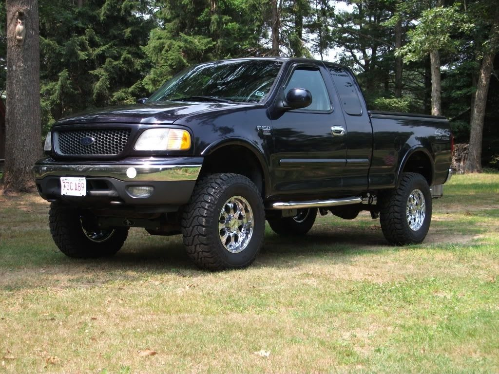 Most Amazing 2000 Ford F150 Lifted With Images Ford Trucks