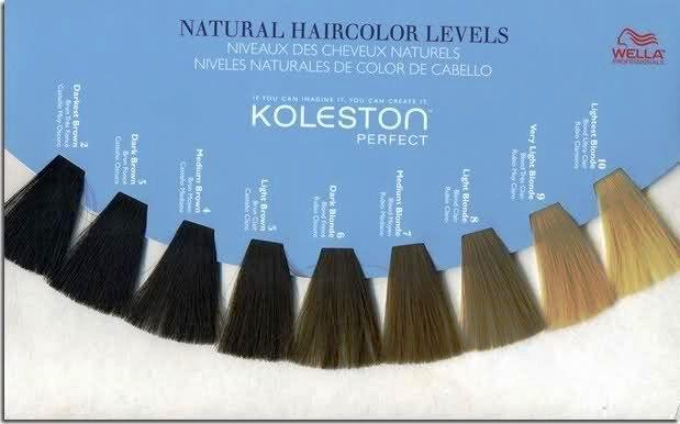 хранил профессиональная краска для волос велла палитра цветов фото объявления, после