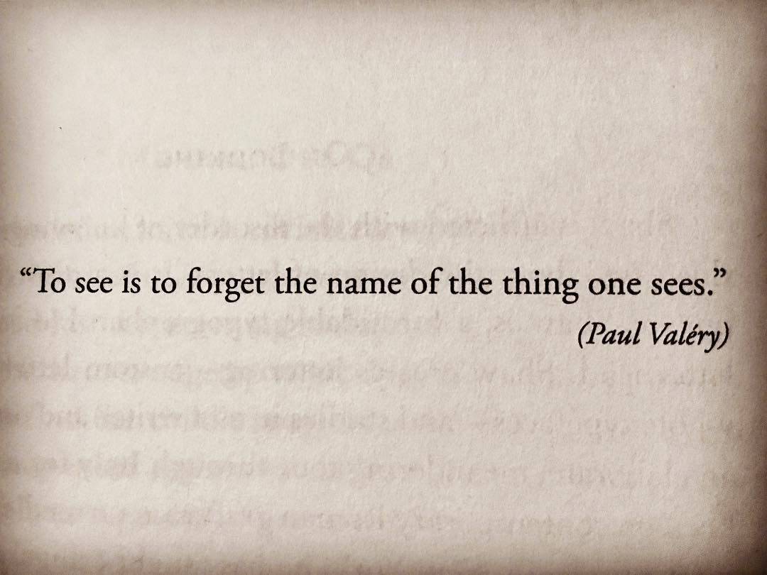 PAUL VALERY | #paulvalery