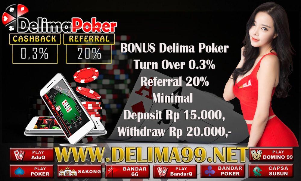 Pin Oleh Delima Poker Di Poker Indonesia Poker