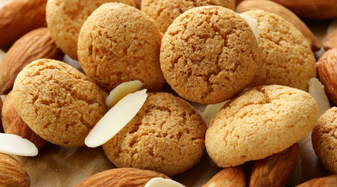 Glutenfree almond cookies sweet savory recipes almond