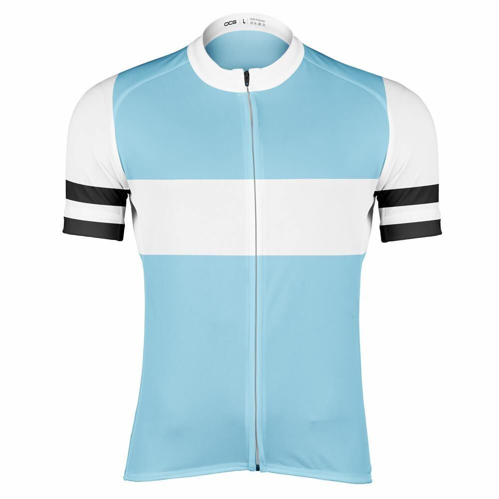 The Bond Signature Series Retro Style Cycling Jersey Jersey