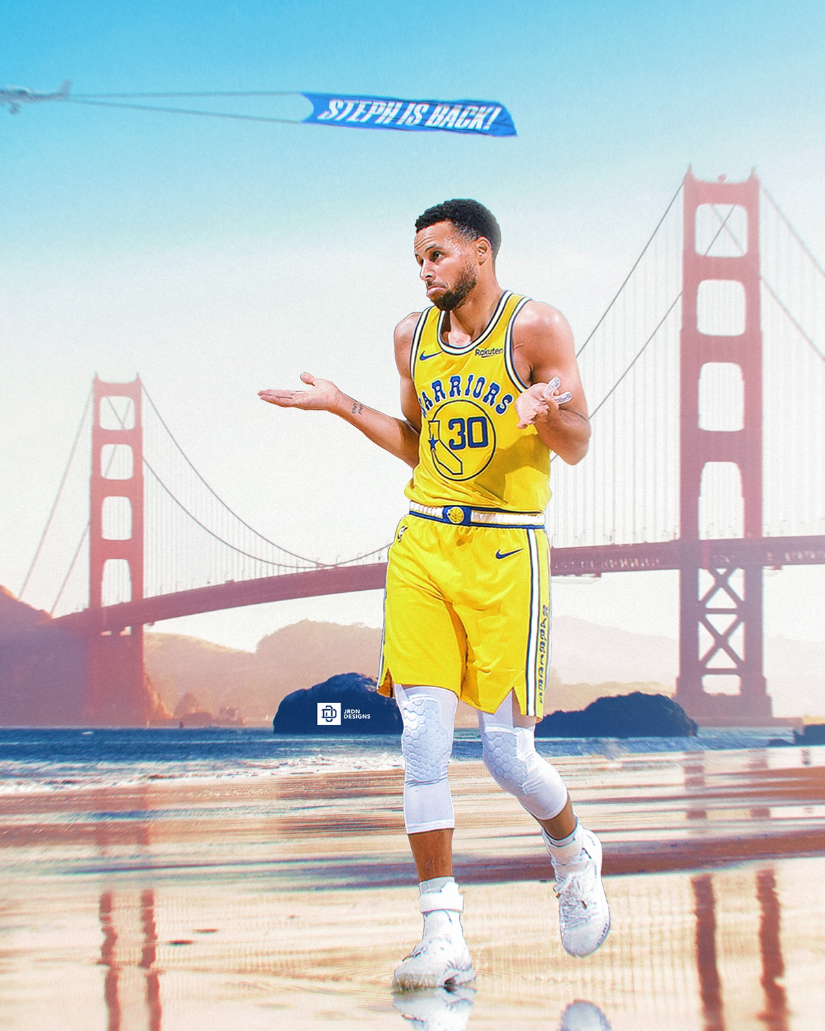 Stephen Curry Graphics For His Return Nba On Behance Stephen Curry Basketball Stephen Curry Stephen Curry Wallpaper
